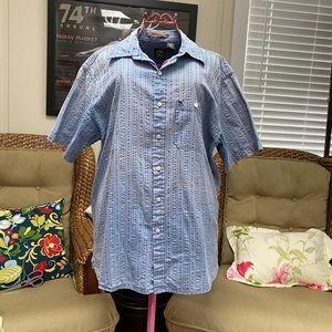 Timberland Blue shirt sleeve shirt 👕 L
